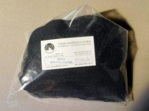 Drop net  1,5 x 1,5 m/ 8×8/0,8 mm PAD black knotless