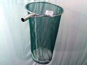 Hand net for catching pheasants 40/ 10×10/1,4 mm PAD