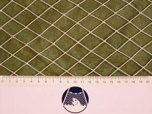 Chipping set (frame + net) Ø 190 cm Nylon 20/1,4 mm white