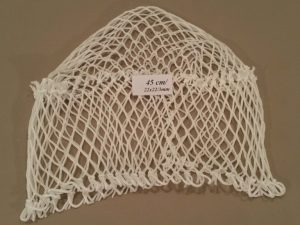 Spare net 45 cm/ 22×22 mm Nylon