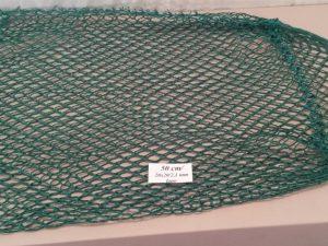 Spare net 50 cm/ 20×20 mm (catching) Nylon