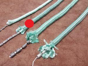 Lead rope 100 g/m