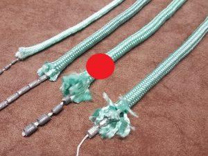 Lead rope 200 g/m