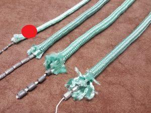 Lead rope 50 g/m