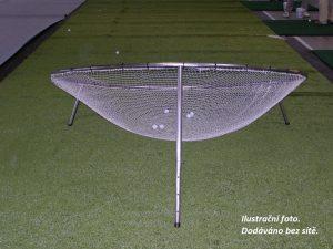 Frame for chipping Ø 190 cm