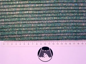 Safety net on fences / Scaffolding net N 1,9 x 40 m/ 70 g/m2 HDPE