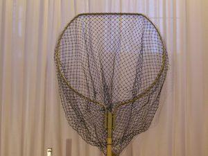 "Landing net ""Sport"" for sea fishing"