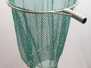 Hand net for catching pheasants 50 cm Nylon 20×20/2,1 mm