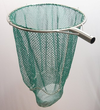 Hand net for catching pheasants 50/ 20×20/2,1 mm PAD - 1