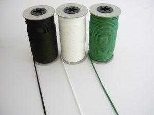 Polyamide twine Ø 1,0 mm / 1kg – white