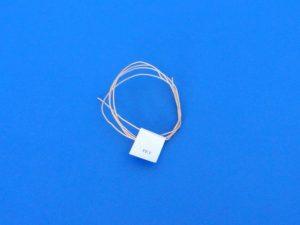 Polyethylene twine Ø 0,9 mm / 150 g woven, stone, white