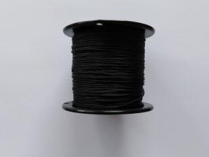 Polyamide twine Ø 1,0 mm / 200 g – black