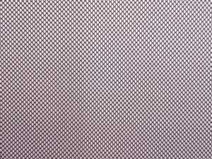 Machine-made netting polyester knotless 2×2/0,5 mm black